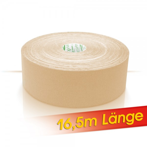 Gatapex Kinesiologie-Tape Großpackung 5cm x 16,5m