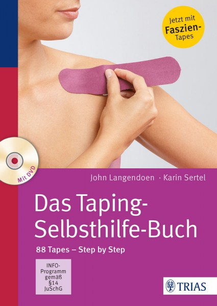 Das Taping-Selbsthilfe-Buch mit DVD Neuauflage