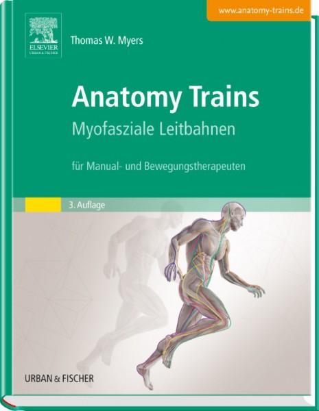 Anatomy Trains, Myofasziale Leitbahnen 3te Auflage