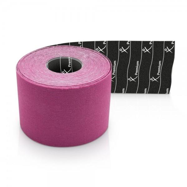 PREMIUM Kinesiology-Tape 5m x 5cm purpur