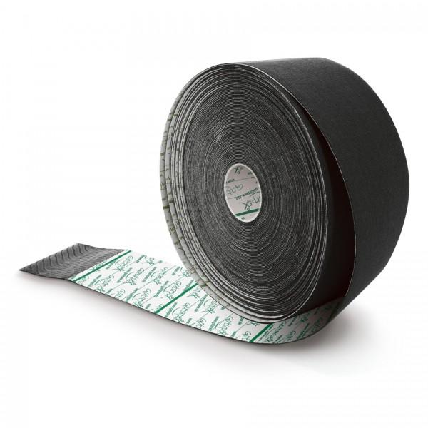 Kinesiology-Tape Großpackung 16,5m schwarz