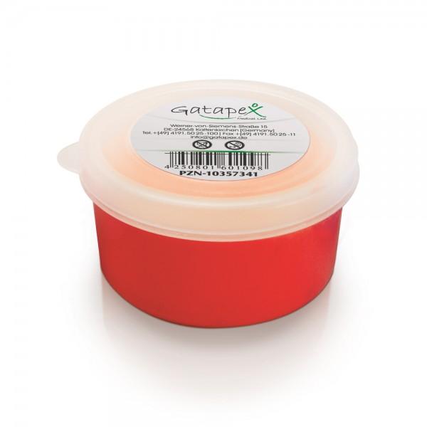 Gatapex Therapie-Knete, 85g rot / sehr stark
